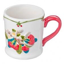 Кружка Цветущая вишня, 350мл, керамика