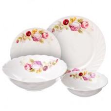 Набор столовой посуды 19 пр., W-19B6-150505 Нефела MILLIMI