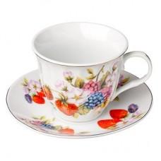 Набор чайный 12 пр., 220мл, фарфор Десерт