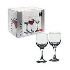 Набор бокалов 6 шт для вина, 240 мл,PASABAHCE