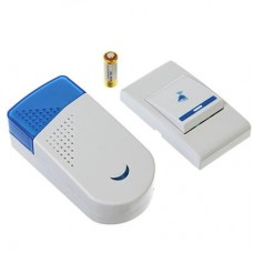 Звонок беспроводной, 32 мелодии, 3.0VDC(2x1.5VAАA), ZV008 FORZA